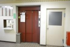 ライオンズマンション神楽坂 エレベーター