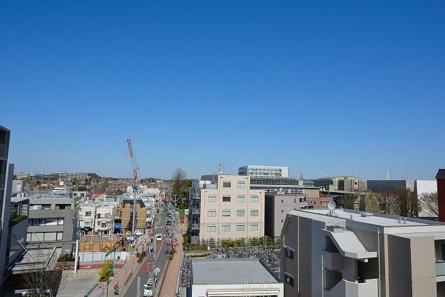 成城エコーハイツ 眺望