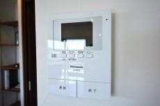 成城エコーハイツ テレビモニター付きインターフォン
