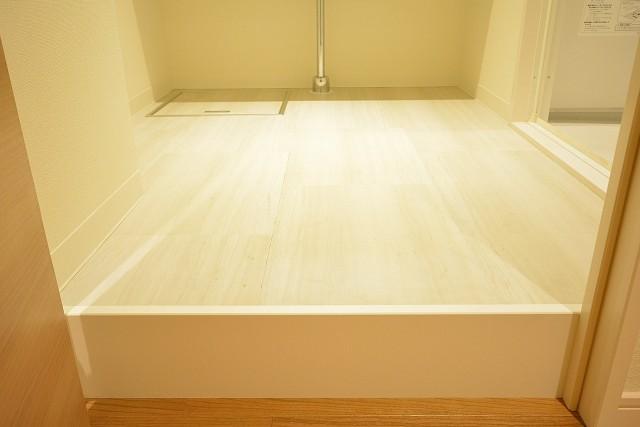 大森西サンハイツ 洗面室