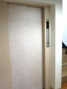 等々力ビューハイツ エレベーター
