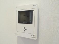 大森駅前住宅 TVモニター付きインターホン