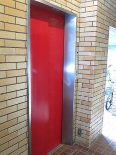 パークハイツ日本橋 エレベーター