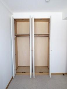 約5.2帖の洋室 収納
