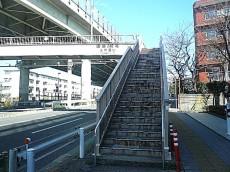 周辺にある歩道橋