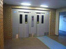 多摩川芙蓉ハイツ エレベーター