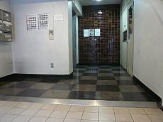 六本木グランドール エントランスホール