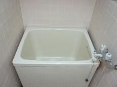 六本木グランドール 浴槽