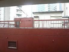六本木グランドール 5階からの眺望