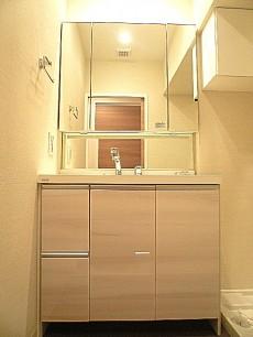 ライオンズマンション広尾第2 洗面化粧台