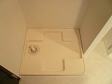 ジェイパーク目黒東山 洗濯機置き場