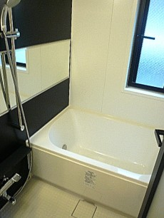 ジェイパーク目黒東山 追炊機能付き浴室