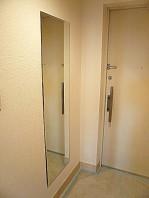 玄関ミラー