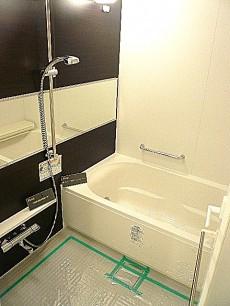 追炊き機能付き浴室