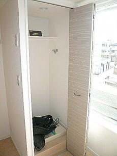 祐天寺第2コーポラス 洗濯機置き場