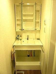 洗面化粧台 収納
