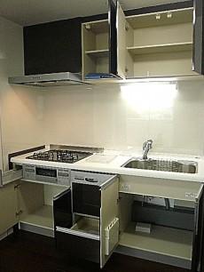 六本木ハイツ システムキッチン 収納801