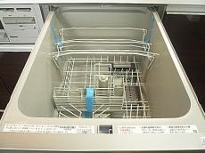 六本木ハイツ 食器洗浄機801