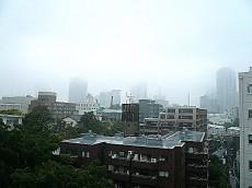 六本木ハイツ 8階からの眺望801