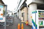 砧スカイハイツ 駅前駐輪場