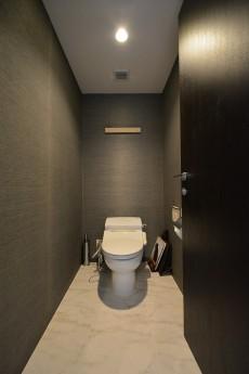 東京ツインパークス・レフトウイング トイレ