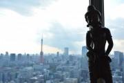 東京ツインパークス・レフトウイング 眺望