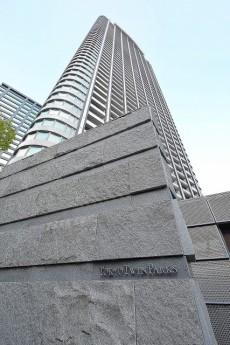東京ツインパークス・レフトウイング 外観