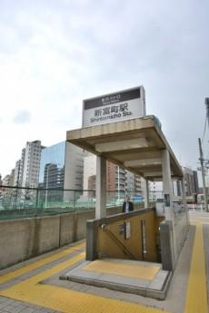 ファミール築地 新富町駅