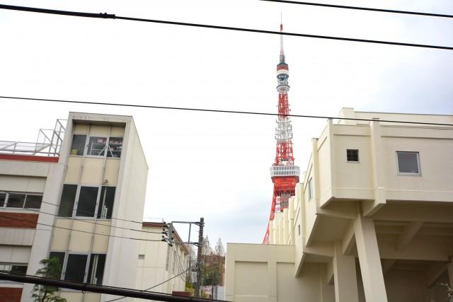 東武ハイライン第2芝虎ノ門 バルコニー眺望1