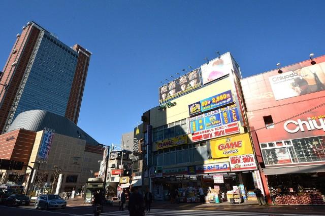 セブンスターマンション三軒茶屋 駅周辺