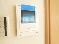 ラインコーポ箱崎 TVモニター付きインターホン