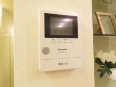 月島四丁目住宅 TVモニター付きインターホン