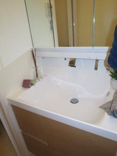 使い勝手良さそうな洗面化粧台