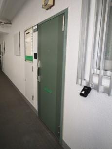 戸山ハイツ 玄関ドア