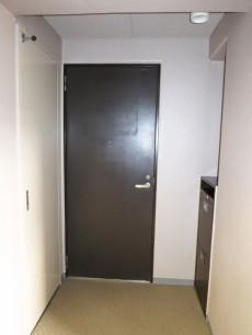 ルネ御苑プラザ 玄関ドア