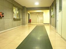 東建マンション学芸大 エントランスホール
