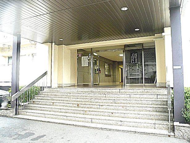 東建マンション学芸大 エントランス
