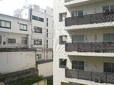マンション南恵比寿 4階からの眺望