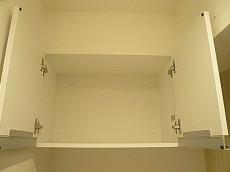 トイレ 吊戸棚