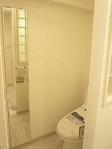 マンション第二恵比須苑 ウォシュレット付トイレ