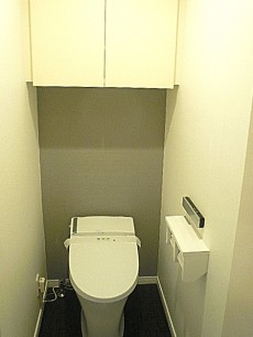 マイキャッスル池尻大橋 ウォシュレット付トイレ