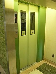 恵比寿グリーンハイム エレベーター