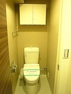 恵比寿グリーンハイム ウォシュレット付トイレ
