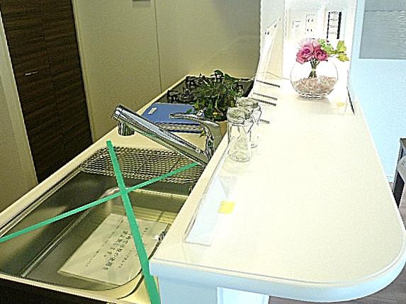 恵比寿グリーンハイム システムキッチン