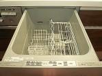 マンション都立大 食器洗浄機201