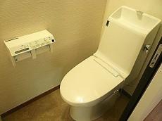 グランドメゾン広尾 ウォシュレット付トイレ