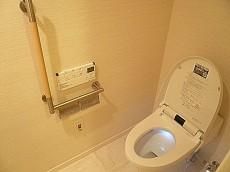 深沢ハウス 手洗い付きトイレ