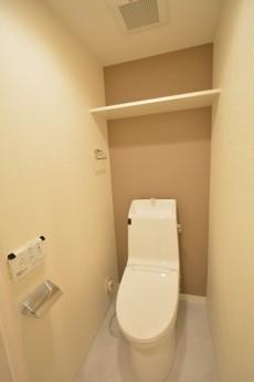 クレッセント中目黒 トイレ