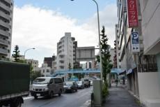 クレッセント中目黒 駒沢通り