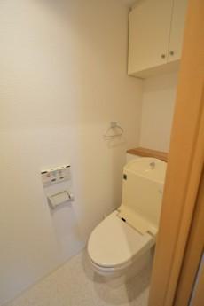 セボン世田谷桜 2階トイレ